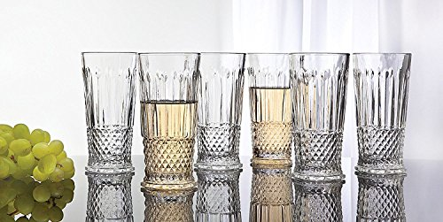 Medea 10 Oz. Highball Glass (Set of 6)