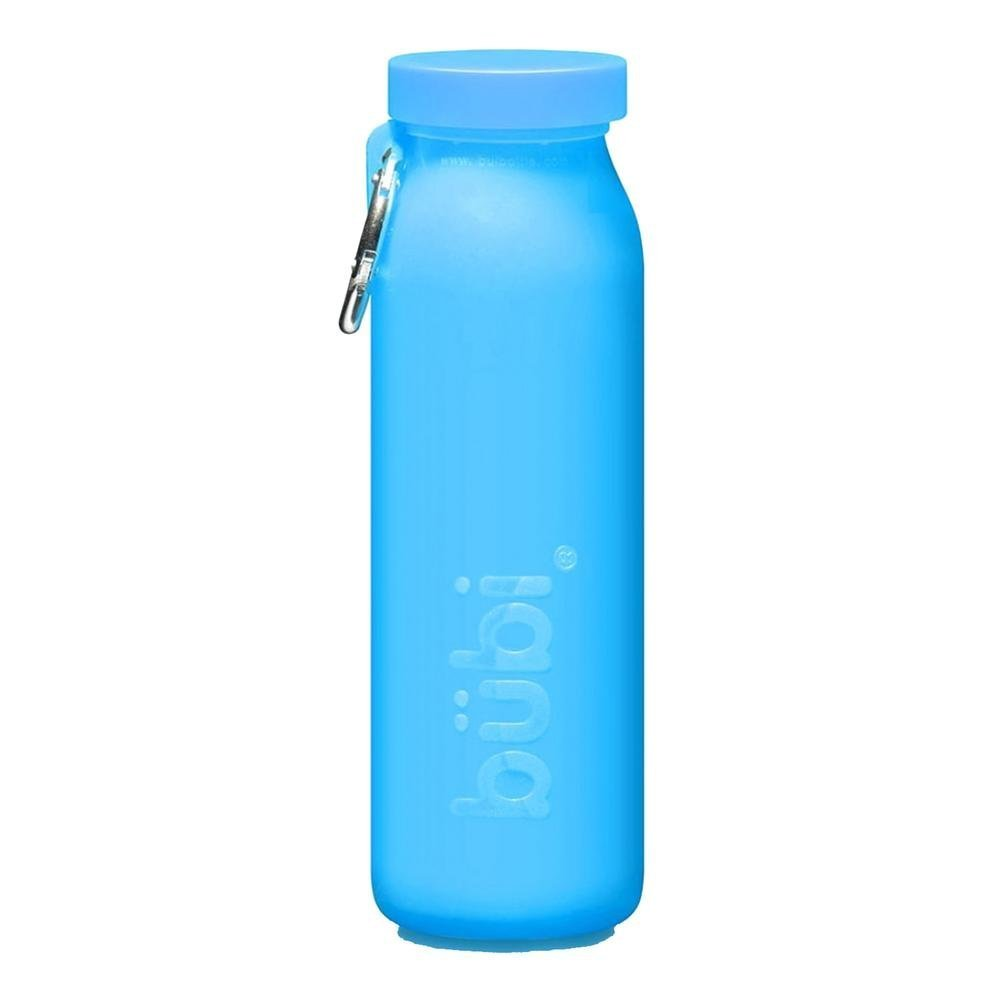 bübi Silicone bottle (Azul Silicone bübi Multi-Use Bottle) 22oz by bubi 0c9434