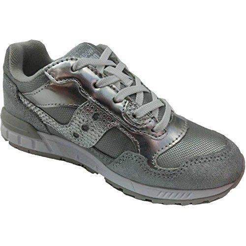 Saucony Girls Shadow 5000 Sc53725 Scarpa Sneaker Velcro (29)