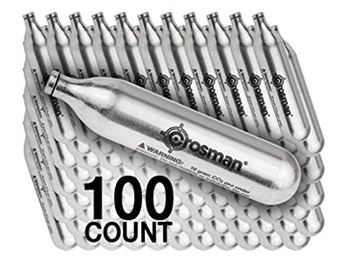 Crosman Gram CO2 100 Cartridges