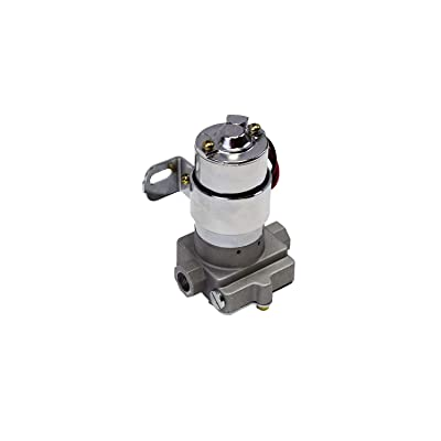 A-Team Performance 30-155 Electric Inline Fuel Pump 12V 155 GPH at 14PSI: Automotive