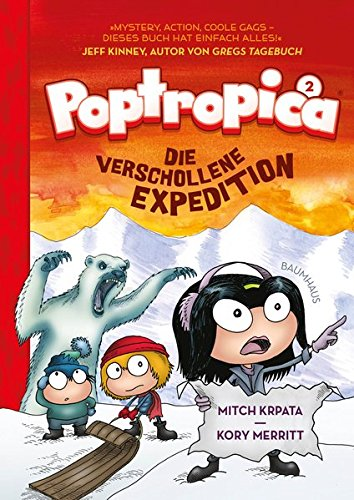 Poptropica   Die Verschollene Expedition  Band 2