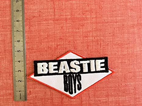 /beastie boys/ /thermocollant Stemma Toppe aufnaher toppa/