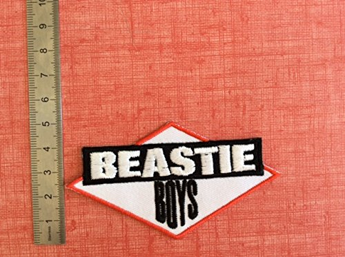 /termoadhesiva Ecusson Patches aufnaher Toppa/ /Beastie Boys/