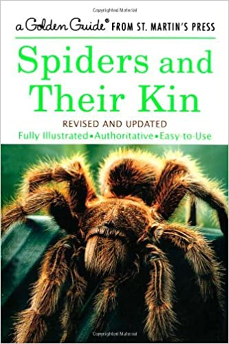 Amazon com: Spiders and Their Kin: A Fully Illustrated