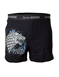 Game Of Thrones House Stark Boxer Shorts