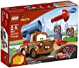 LEGO Cars Agent Mater 5817