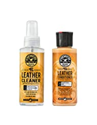 Chemical Guys Leather Cleaner and Conditioner Complete Leathe...