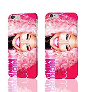 """Nicki Minaj 3D Rough iphone Plus 6 -5.5 inches Case Skin, fashion design image custom iPhone 6 Plus - 5.5 inches , durable iphone 6 hard 3D case cover for iphone 6 (5.5""""), Case New Design By Codystore"""