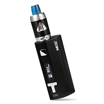 IMECIG® (TPD Update-Version) Q5 E Zigarette Starterset 80W Box Mod ...