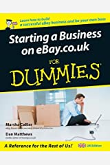Starting a Business on eBay.co.uk For Dummies Kindle Edition