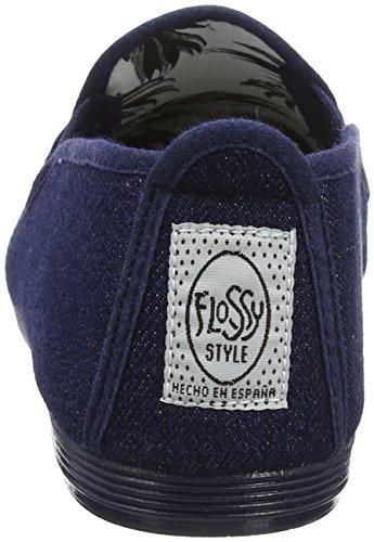 dm Espadrilles Guadix Denim Blue 000 Women's Flossy FH8q1U