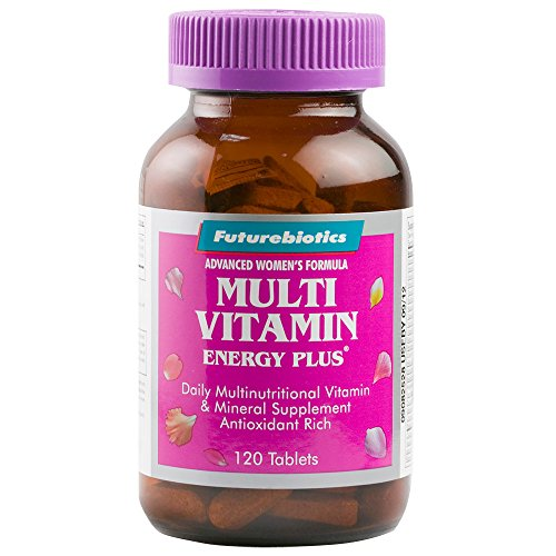 Futurebiotics Multi Vitamin Energy Plus for Women,120 Tablet