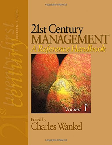 21st Century Management: A Reference Handbook (21st Century Reference)