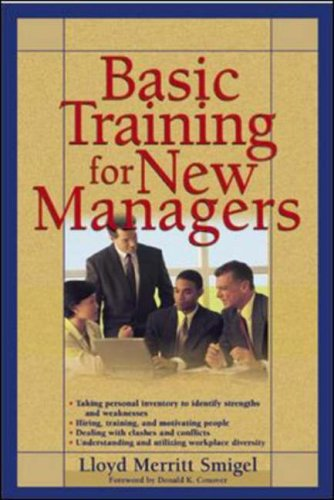 Download Basic Training For New Managers pdf epub