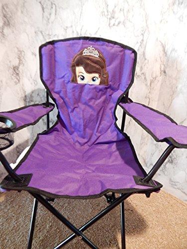 Personalized Amulet Princess Folding Chair (CHILD SIZE)