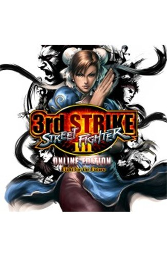 Strike Fighter (Street Fighter III: Third Strike Online Edition  - PS3 [Digital Code])