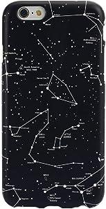 GOLINK iPhone 6/6S Case Slim-Fit Ultra-Thin Anti-Scratch Shock Proof Dust Proof Anti-Finger Print TPU Case for iPhone 6/6S (4.7 inch Display) - Zodiac Stars