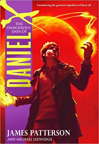 Image result for the dangerous days of daniel x