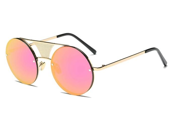 Gafas de Sol Polarizadas Hombre Mujer - Marca Retro/Vintage ...