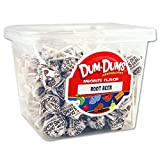 Dum Dum Pops 1 lb tub Root Beer