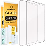 [2-PACK]-Mr Shield For Microsoft (Nokia) Lumia 650 [Tempered Glass] Screen Protector [0.3mm Ultra Thin 9H Hardness 2.5D Round Edge] with Lifetime Replacement Warranty…