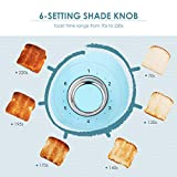 REDMOND 2 Slice Toaster Retro Stainless Steel