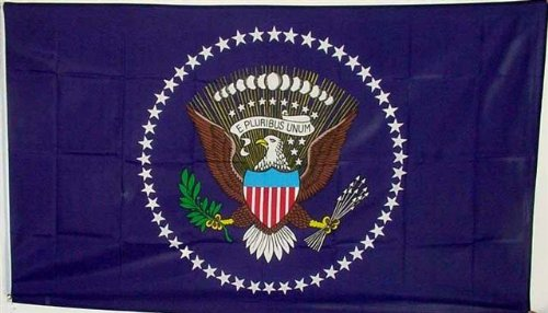 3'x5' PRESIDENT of the UNITED STATES FLAG, potus presidential seal banner (Presidential Seal)