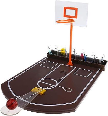 Mini Mesa De Baloncesto Juego De Beber Vaso De Baloncesto, Vaso De ...