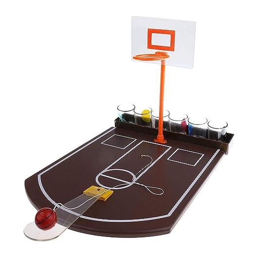 Sponsi Mini Juego De Baloncesto Mini Mesa De Baloncesto Juego De ...