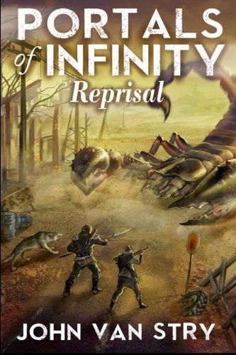 Read Online Portals of Infinity: Reprisal (Volume 6) ebook