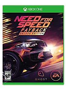 Need for Speed Payback Deluxe Edition - Xbox One [Digital Code]