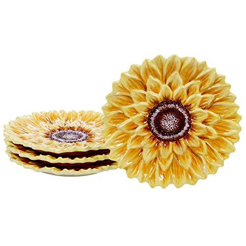 Certified International Sunset Sunflower 8.25