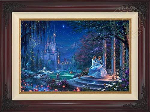 (Thomas Kinkade Studios Cinderella Dancing in the Starlight 18