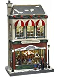 Mr. Christmas Musical Hyde Park Animated Village Toy Store Decoration #77572