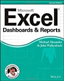 Excel Dashboards and Reports, Michael Alexander, 1118490428