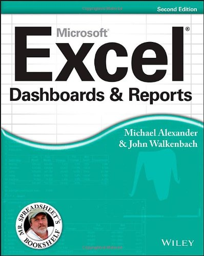 Excel Dashboards and Reports, 2nd Edition Front Cover