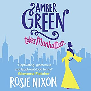 Amber Green Takes Manhattan Audiobook