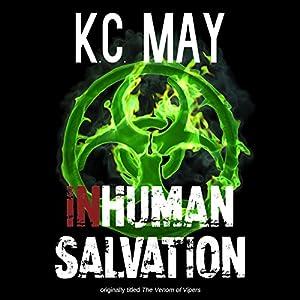 Inhuman Salvation Audiobook