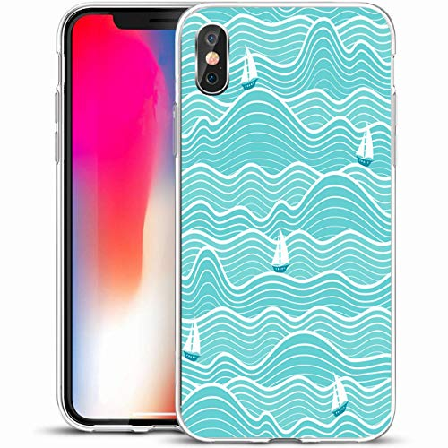 (Melyti Custom Phone Case Cover for iPhone X/XS 5.8