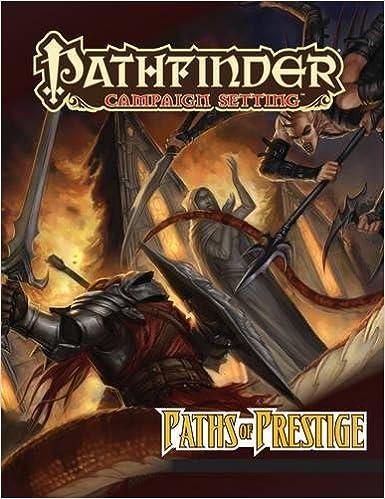 Pathfinder Paths Of Prestige Pdf