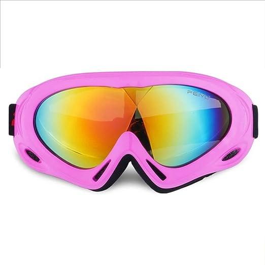 PZXY Gafas De Esqui Hombres Mujeres NiñOs Esquí Snowboard ...