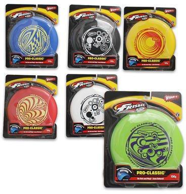 Wham-O Super Pro Combo Frisbee Disc Models 133 Gram