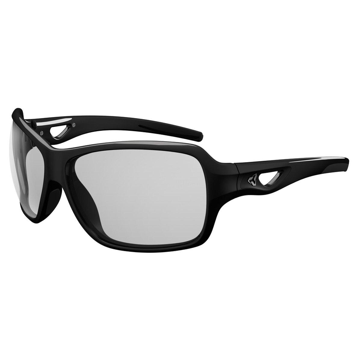 Ryders Eyewear Carlita Photochromicサングラス  BLACK / LT GREY LENS 75%-26% B01EJYJG5M