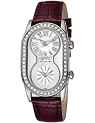 Esprit Women's Quartz Watch EL101192F05 EL101192F05 with Leather Strap