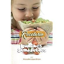 Lonches Saludables por Mercedes López Birlain