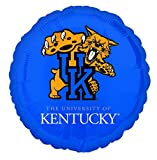 "Anagram International University of Kentucky Flat Balloon, 18"", Multicolor"
