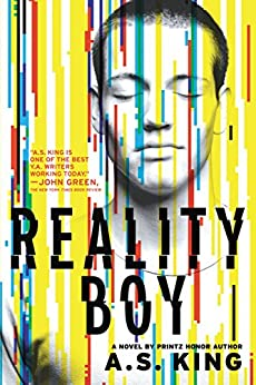 Reality Boy by [King, A.S.]