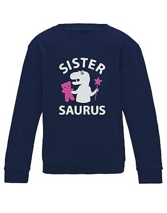 Green Turtle T-Shirts Sudadera para niños - Sister Saurus ...