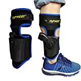 topmeet Ankle/Calf Holster for Concealed
